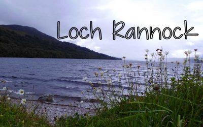Loch Rannock – Wild Camping