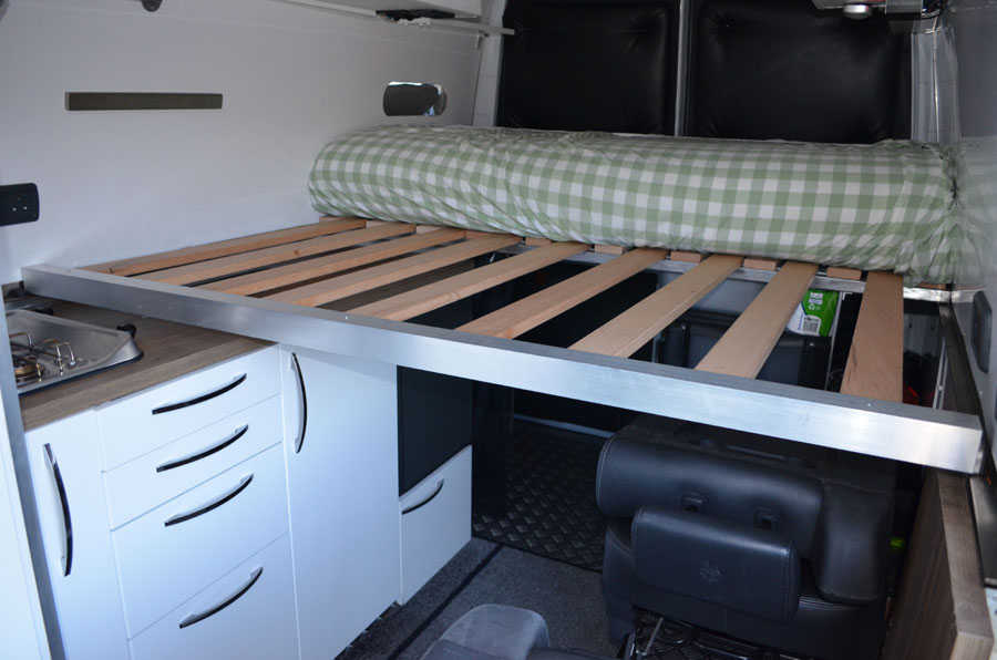 Sprinter Van Bed