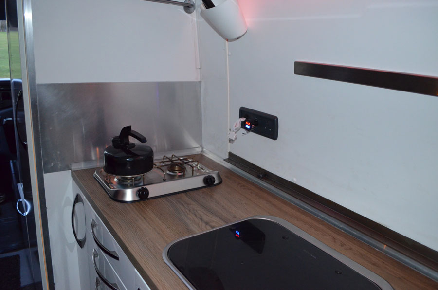 Sprinter Van Conversion Hob