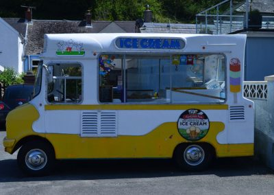 Bedford Ice Cream Van