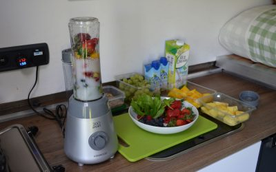 Our New Smoothie Maker / Blender Machine