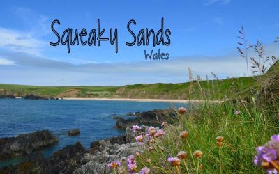 A Drive From Nefyn to Squeaky Sands – Wales