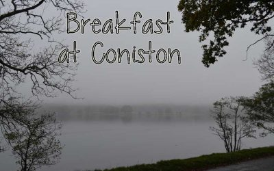 Breakfast at Coniston