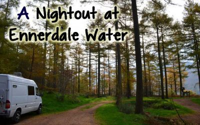 Wild Camping by Ennerdale Water
