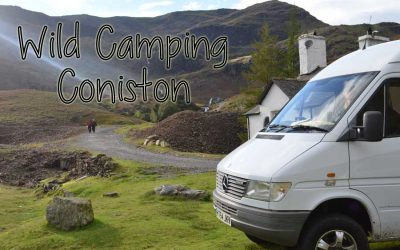 Camping up The Old Man Coniston