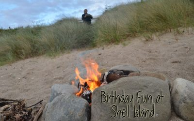 Birthday Fun at Shell Island