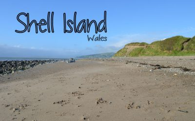 A Sunny, Windy and Wet Trip out to Shell Island Wales