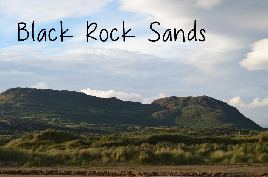 Back To Black Rock Sands