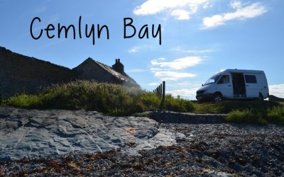 A  Night By Cemlyn Bay