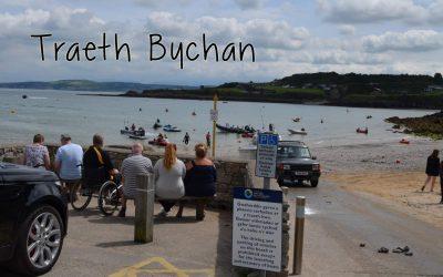 A Brief Stop at Traeth Bychan
