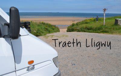 A Drive to Traeth Lligwy