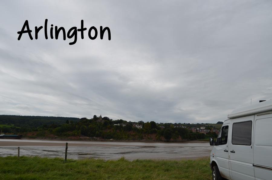 A Sleep at Arlington
