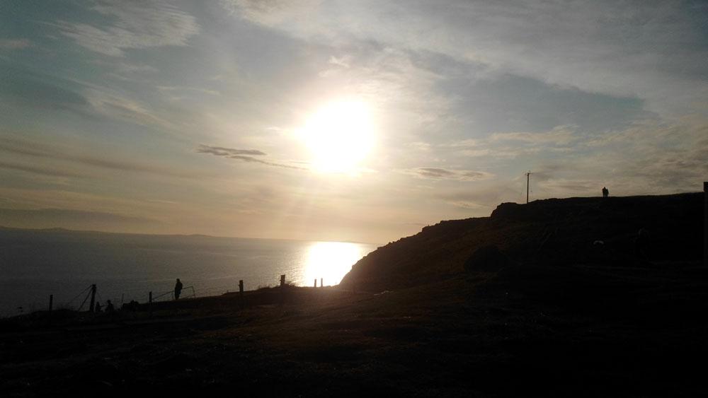 Neist Point Sunset