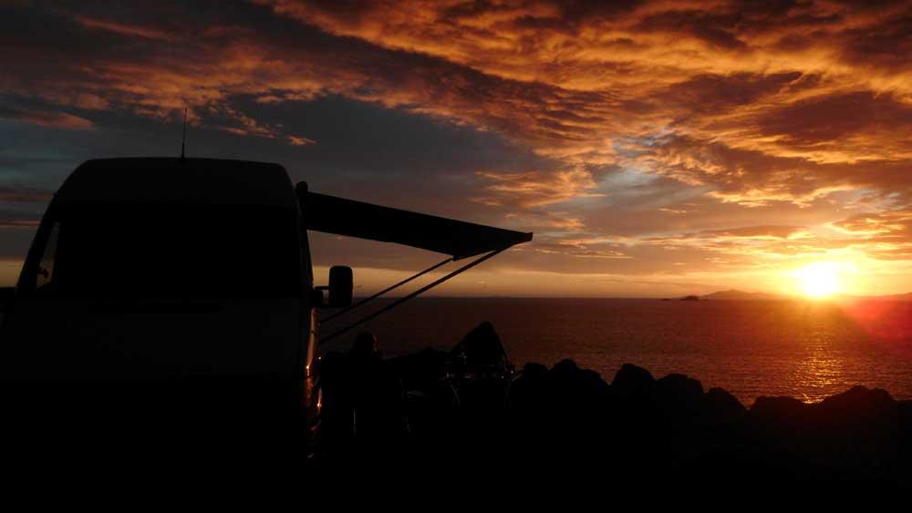 Skye Wild Camping