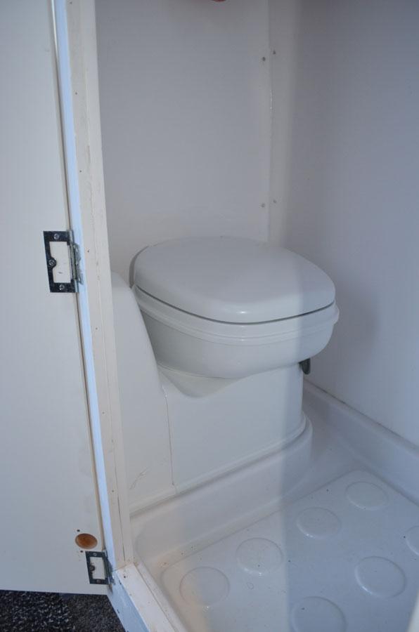 Thetford Toilet Sprinter Van