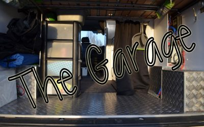 The Boot / Garage