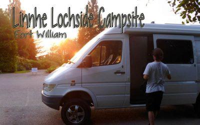 Linnhe Lochside Campsite – Fort William