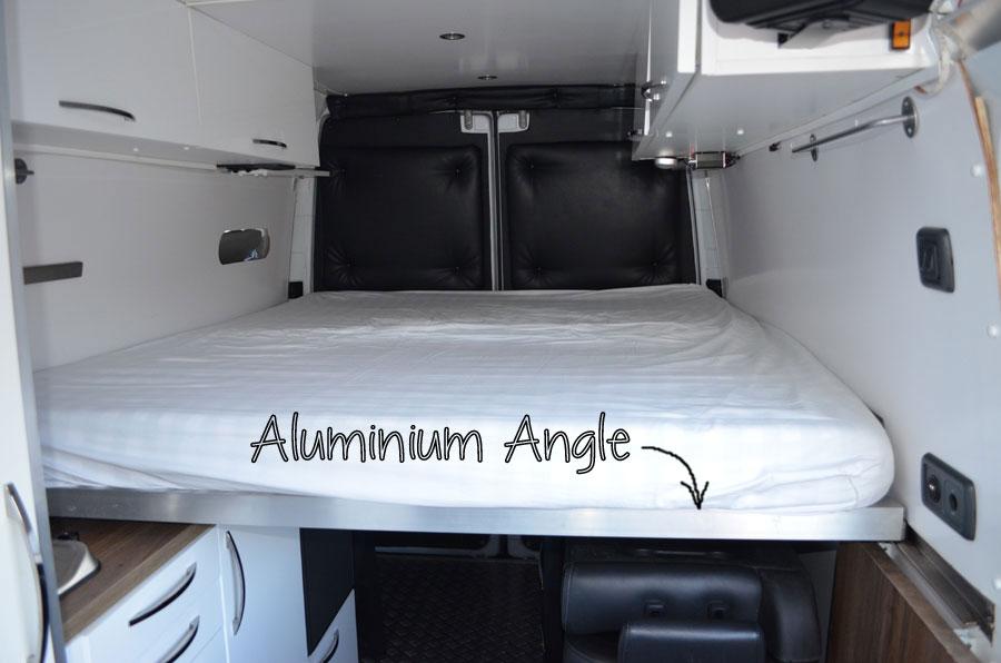 Sprinter Van Bed