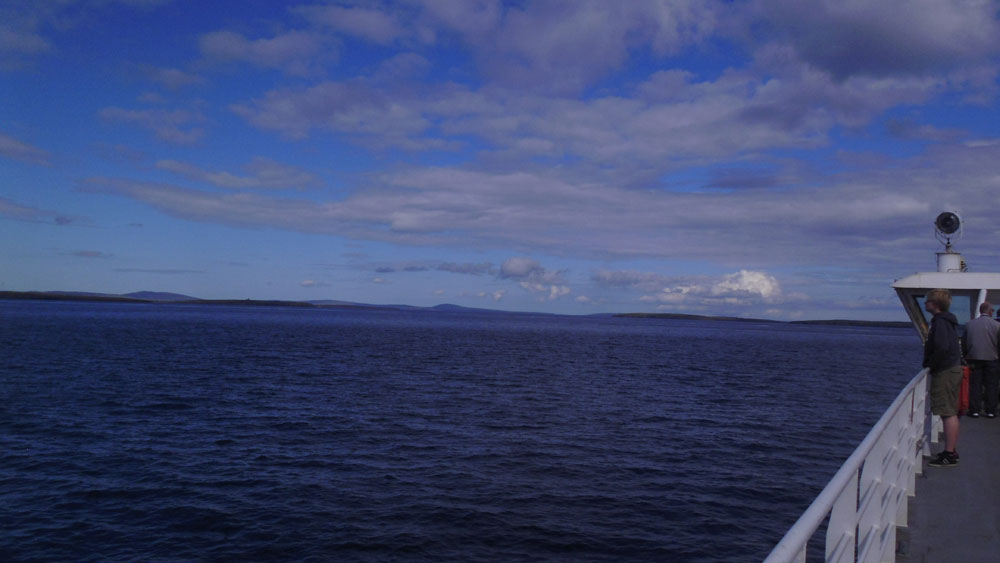 ferry to the orkneys