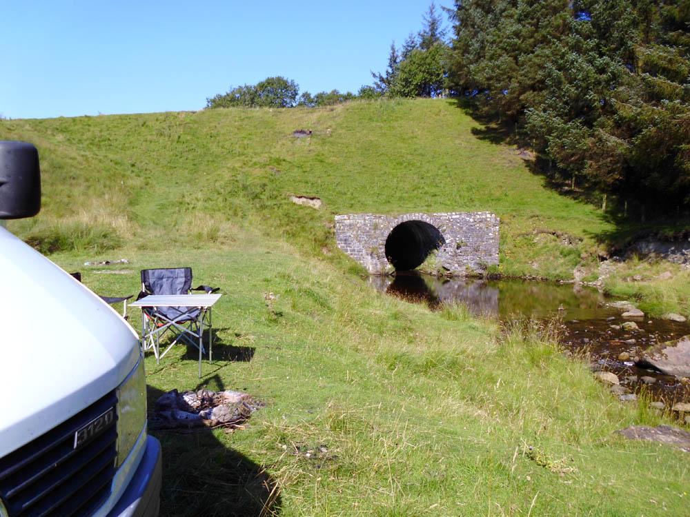 Kielder Wild Camping