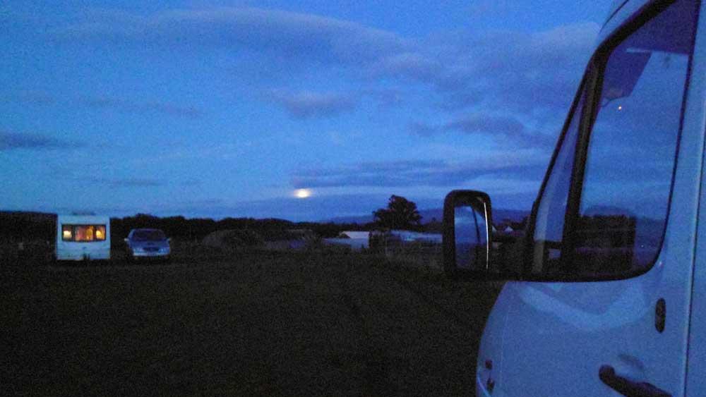 moonlight loch lomond