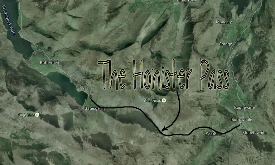 Honistor Pass