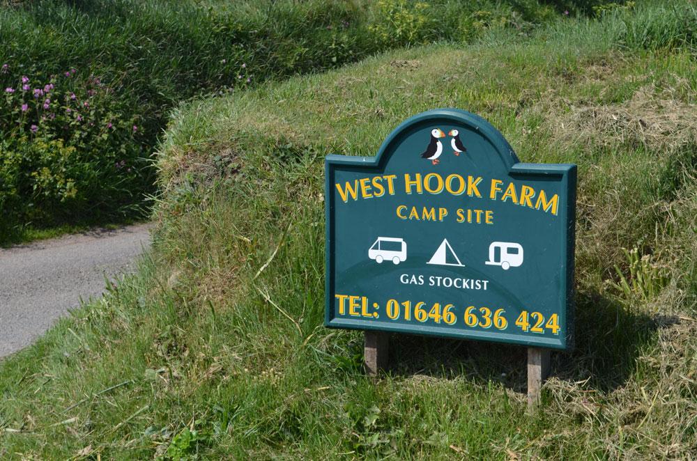 West Hook Farm Campsite
