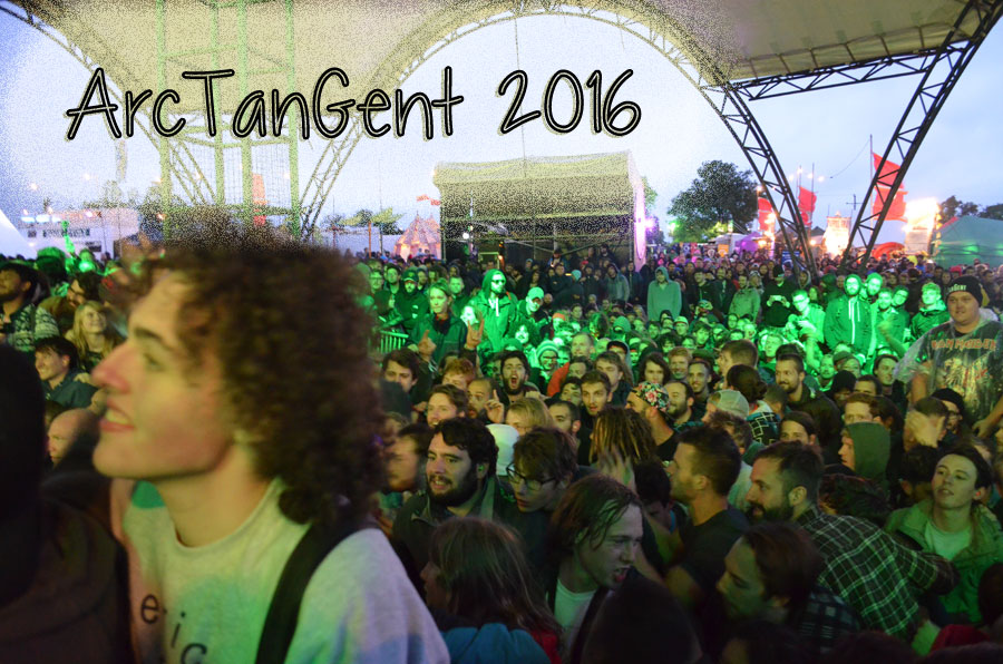 Awesome ArcTanGent Festival 2016