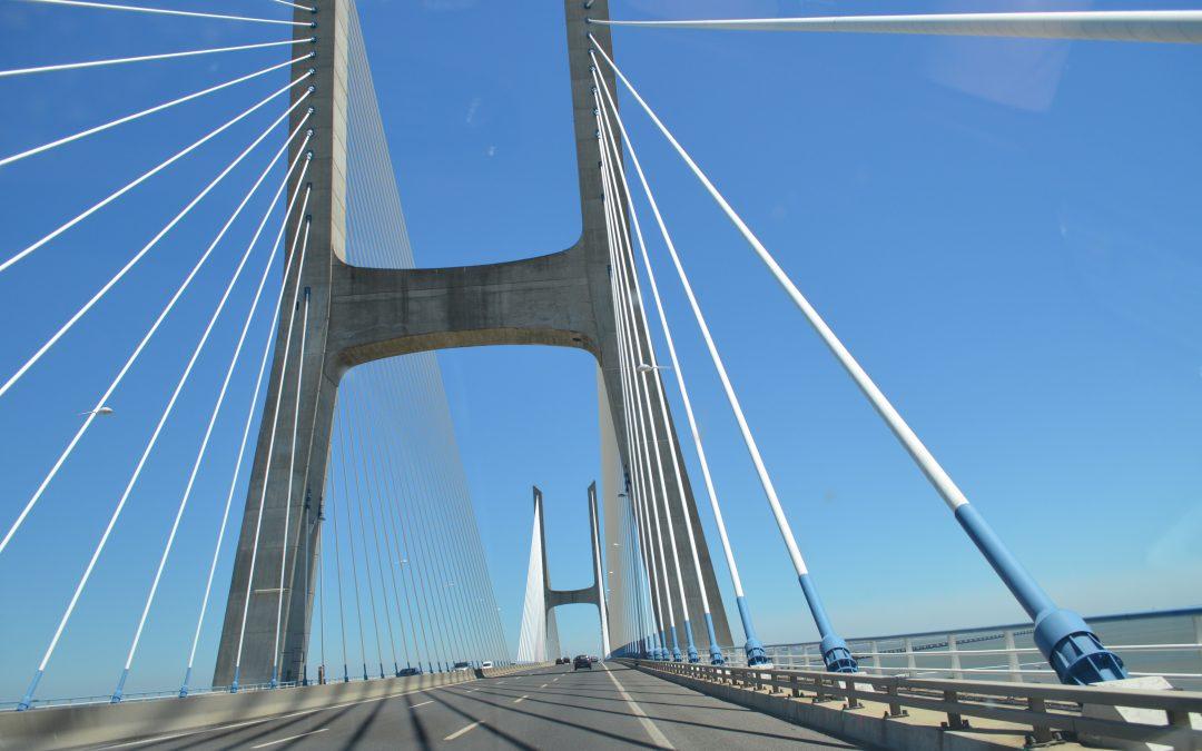 Ponte 25 de Abril Bridge – Lisbon Portugal