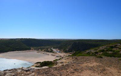 Praia do Barranco – Beach Portugal