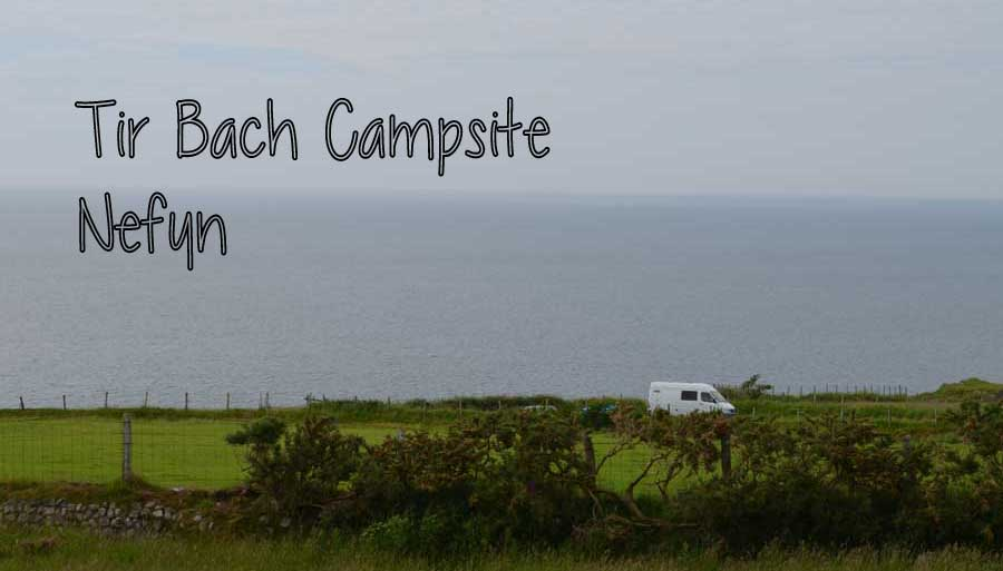 Tir Bach Campsite Nefyn