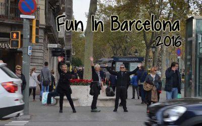 Fun Few Days in Barcelona