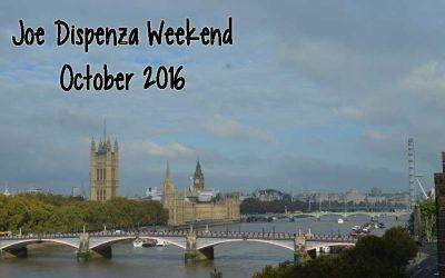 Joe Dispenza Weekend
