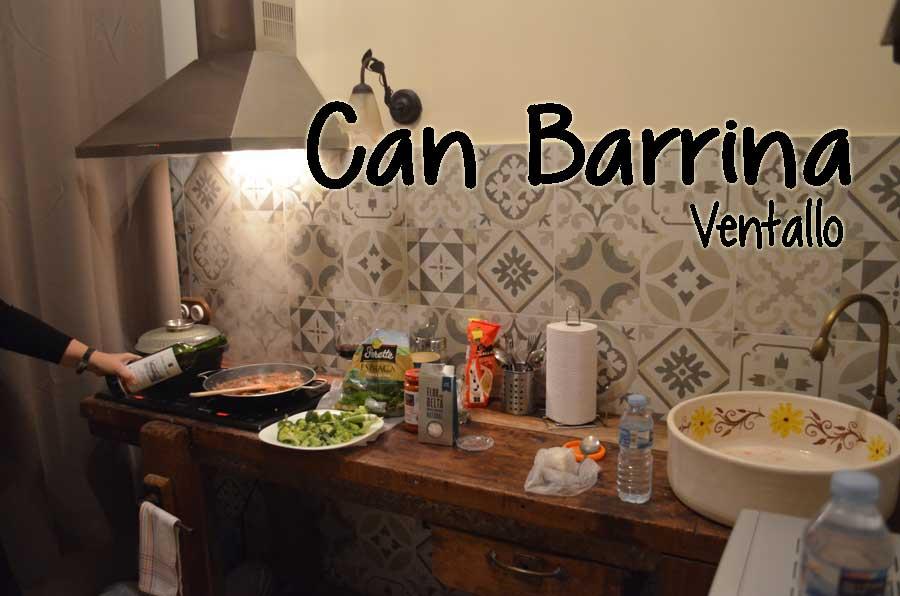 Can Barrina Ventallo