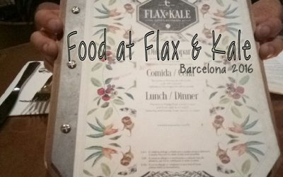 Flax and Kale Barcelona