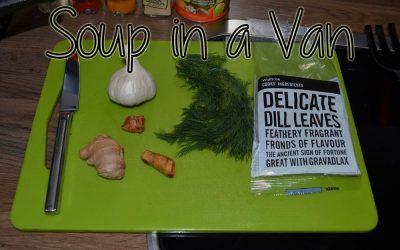 Vegan Van Soup For The Soul