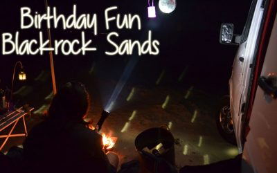 Birthday Fun at Blackrock Sands