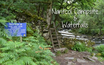 Nantcol Campsite and Waterfalls