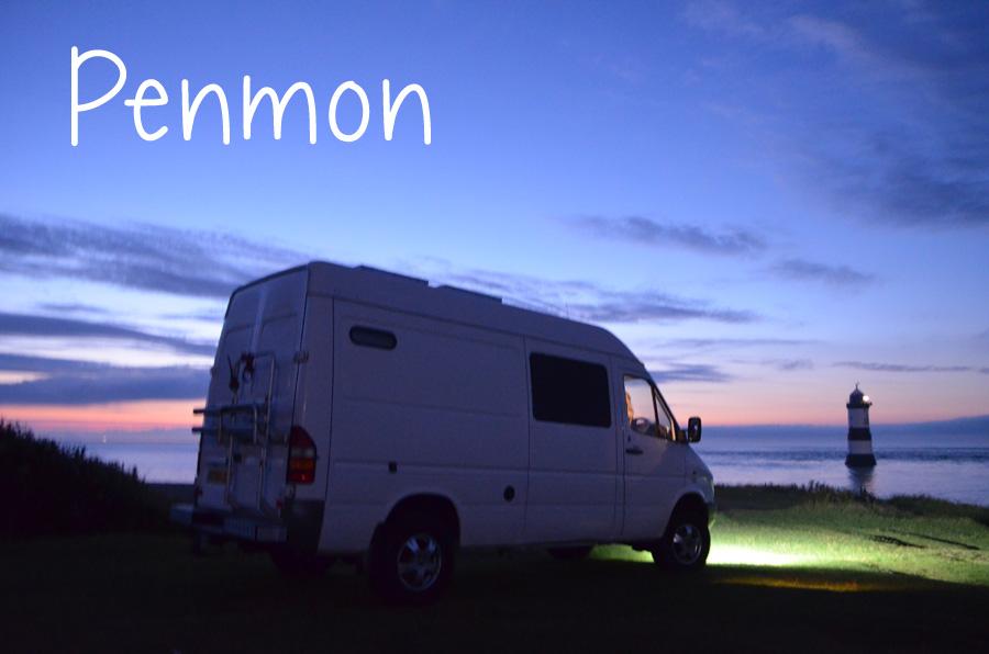 Wild Camping Penmon Wales